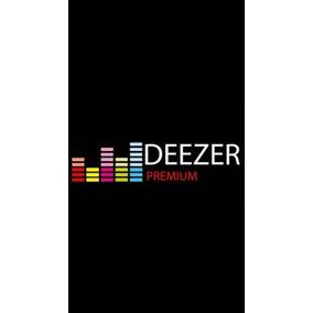 Cartão Presente Deezer +