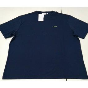 Camiseta Gola V Lacoste - Calçados, Roupas e Bolsas no Mercado Livre ... ebc555d738
