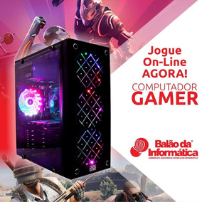 Pc Gamer Ryzen R3 2200g 8gb Ddr4 Roda Fortnite Apex