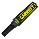 Detector De Metales Garrett Super Scaner (alarma Audible)