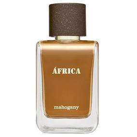 Mahogany Fragrância Des. Origens África 100 Ml