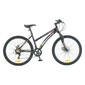 Bicicleta Bianchi Aro 26 Stone Mountain Lady Negro Mate