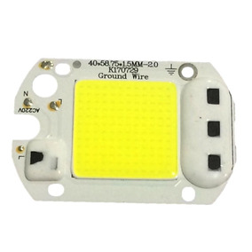 Chip Led 50w Super Led Inteligente Sem Reator 110 Ou 220v