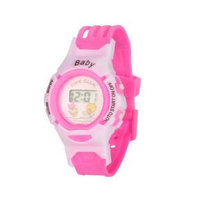 dd621ead74b Relogio Infantil Com Bichinhos - Relógios De Pulso no Mercado Livre ...