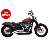 Vance & Hines Big Radius Para Harley Davidson