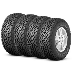 Kit 4 Pneus 235/75r15 Grabber At2 General Tire 109s