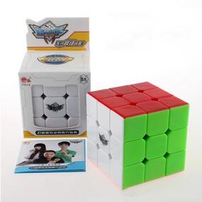 Cubo Mágico Profissional Cyclone Boys 3x3x3 Colorido Oferta