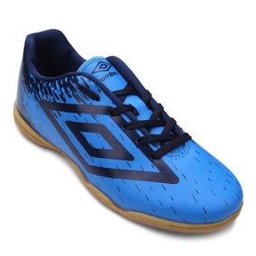 Chuteira Umbro Indor Acid 800705 Azul-marinho. R  126 99 5fc664099c463
