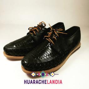 Huarache Artesanal Caballero -huarachelandia Mod: Vargas