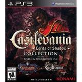 Castlevania Lord Of Shadow Collection Ps3 Envío Gratis