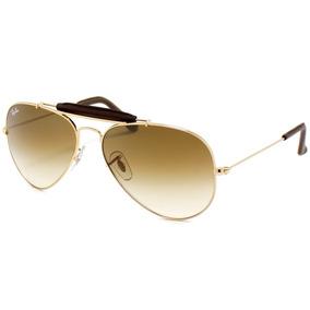 6e234c5fb8cd6 Ray Ban Caçador Réplica - Óculos no Mercado Livre Brasil
