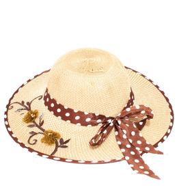 Chapeu De Praia Muito Chic - Joias e Relógios no Mercado Livre Brasil 09307a2243a