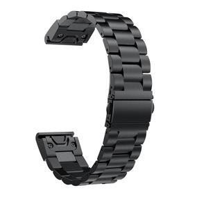 f6bf65db1f8 Pulseira Aço Relogio Garmin - Acessórios Para Relógios no Mercado ...