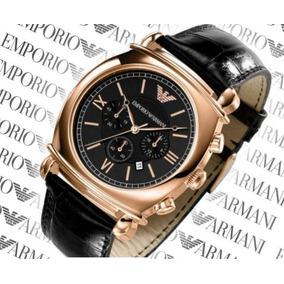 d754822bfe997 Relogio Emporio Armani Dourado Original - Relógios no Mercado Livre ...