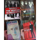 The Beatles - Libros Y Revista. (ver Fotos Y Descripción)
