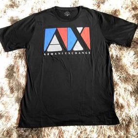 3dc3b8cb0eb Camiseta Masculina Armani Peruana Kit Com 10 Atacado Revenda