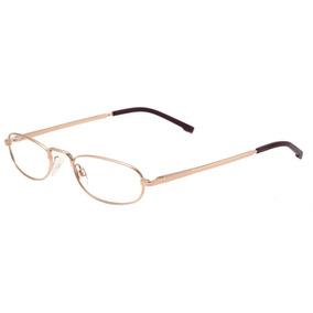 Óculos De Grau Bulget - Óculos Dourado no Mercado Livre Brasil 992a623672