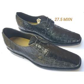 Zapato Fino Negro Piel Original