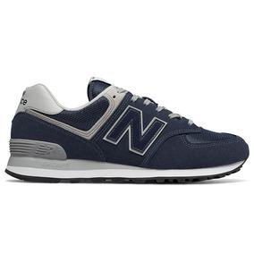 Tênis New Balance 574 Nb | Casual Masculino Azul