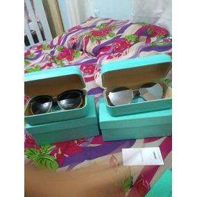 63d86e75769c1 Caixa Para Óculos Tiffany Co - Óculos no Mercado Livre Brasil
