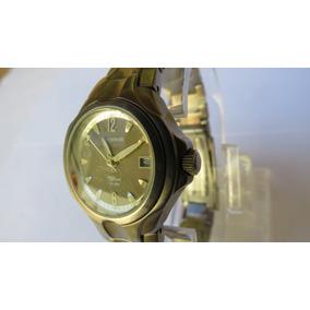 Relógio Feminino Technos Titânio Wr 100 Metros