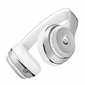 Fone Beats Solo3 Wireless - Special Edition Silver