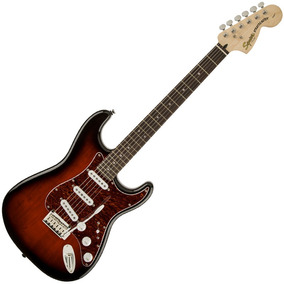 Guitarra Fender Squier Stratocaster Standard Antique Burst