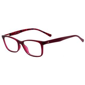 4d0056eee7a03 Oculo Atitude Vermelho De Grau Outras Marcas - Óculos no Mercado ...