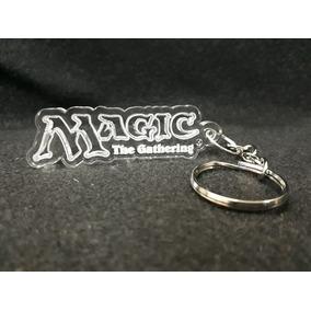 Magic The Gathering Chaveiro Kit 4 Pçs