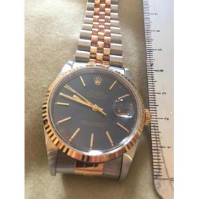 8001b0c203d Replica Rolex Datejust Em Aco Masculino - Relógios De Pulso no ...