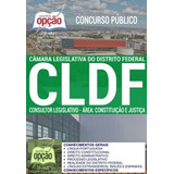 Apostila Cldf Consultor Legislativo Constituicao E Justica