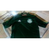 Camisa Palmeiras Centenário Oficial - Bem Conservada