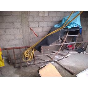 Escalera De Caracol De Herreria, Reforzada