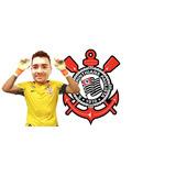Caneca Personalizada Corinthians C/ Sua Foto Caricatura