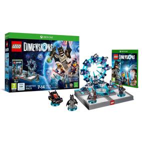 Lego Dimensions - Xbox One - Starter Pack - Novo - Lacrado