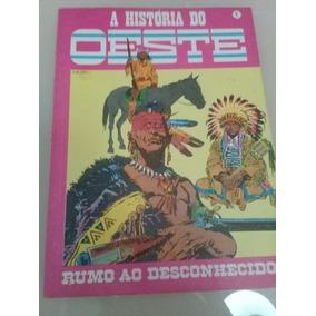 Gibi História Do Oeste N° 1 Ed. Record 1991