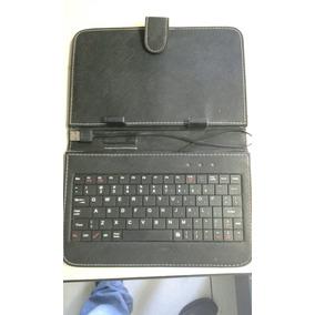 Teclado Com Case Para Tablet