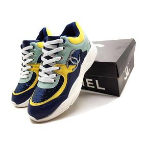 d8f12b01b17 Tênis Chanel Feminino Envio Imediato Qualidade Garantia Novo
