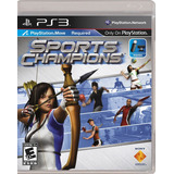 Videojuego Físico Ps3 Sports Champions Tienda/garantía