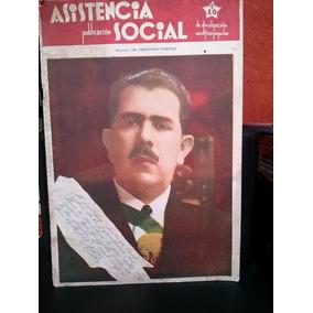 3 Revistas Con Artículos De Lázaro Cárdenas Años 30