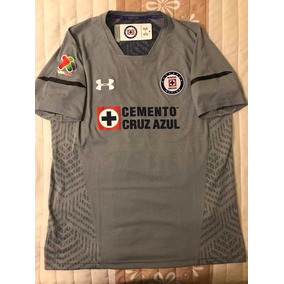048a871264871 Jersey Gris Portero Under Armour Cruz Azul 2018 Nuevo! Rojo