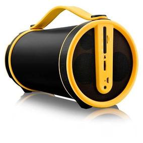 Caixa De Som Pulse Bazooka Bluetooth Sp222