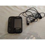 Telefono Celular Samsung Gt-b3410 -desconozco Funcionamiento