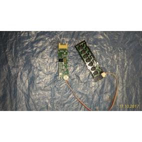 Placa Sensor Teclado Tv Semp 43l2500