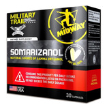 Somarizanol Military Trail 30 Cáps - Midway
