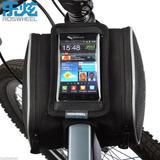Bolsa Case Quadro Bicicleta Alforge Roswheel Suporte Celular