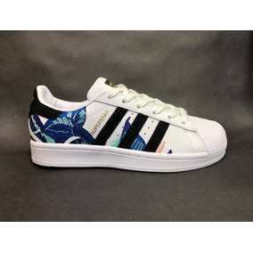 84757b4d91d Adidas Superstar Mujer Originales - Tenis Adidas Mujeres Azul en ...