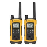 Radio Comunicador T400mc Motorola Talkabout 56km