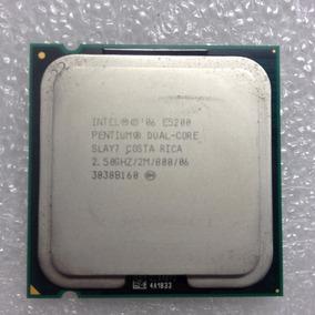 Processador Intel Pentium Dual Core E5200 2.5ghz Soquete 775