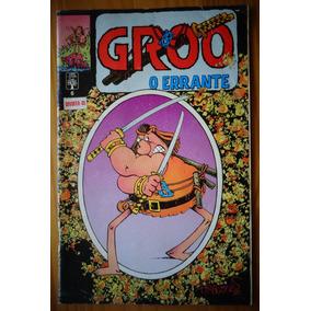 Revista Groo No 06 Sergio Aragonés Abril